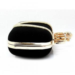 64469e00509eb Luxury Small Clutch Purse Bag Studded With Sparkly Rhinestones ...